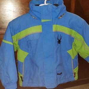 Boys Spyder Winter Jacket, great condition!